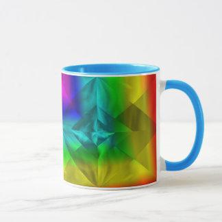 Prisma-Tasse Tasse