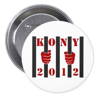 Prison de Joseph Kony d'arrêt de Kony 2012 Badge Avec Épingle
