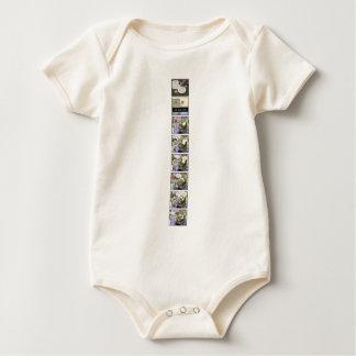 Privates Rache Baby Strampler