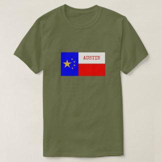 PRO-AUSTIN FLAGGE neu und verbessert! T-Shirt