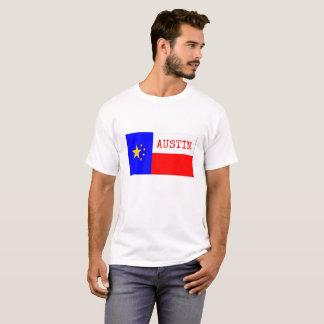 PRO-AUSTIN TEXAS FLAGGEN-VERSION T-Shirt