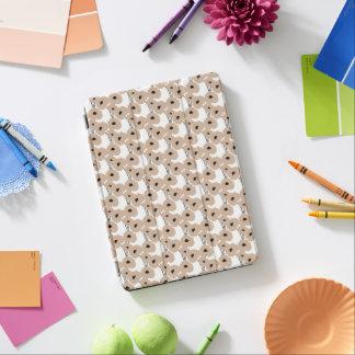 PROCOVER_MOD HASELNUSS-MOHNBLUMEN DES CHIC-IPAD iPad PRO COVER