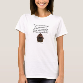 Procrastibaking T - Shirt