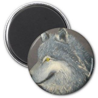 Produits gris de Wlof Magnet Rond 8 Cm