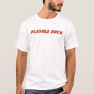Produktions-Unternehmens-Plasma-Dock-T - Shirt