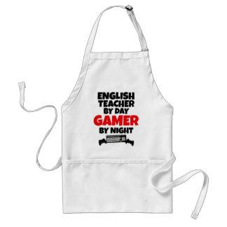 Professeur d'Anglais par le Gamer de jour par nuit Tablier