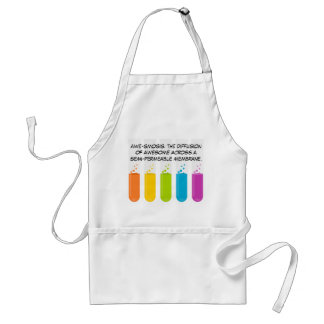 Professeurs de biologie et de chimie : La Science Tablier