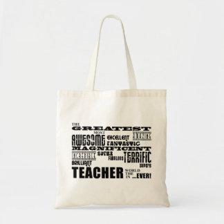 Professeurs modernes frais d'amusement : Le plus Sac En Toile Budget