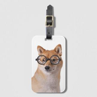 Professor Barkley - Gepäckanhänger mit