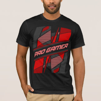 ProGamer (abstrakte Geometrie) T-Shirt