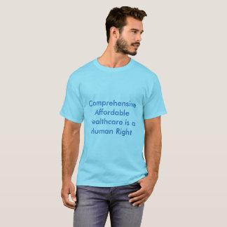 Progressiver Verstand - Gesundheitswesen T-Shirt