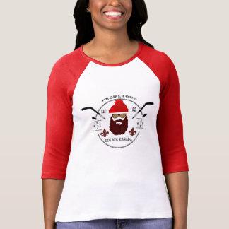 Prometour Reise Quebec Kanada T-Shirt