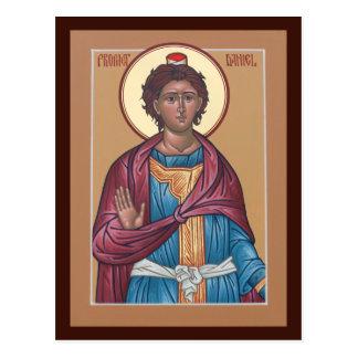 Prophet-Daniel-Gebets-Karte Postkarte