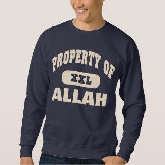 Propriété d'Allah - Mike Tyson Sweatshirt