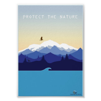 Protect Nature Poster