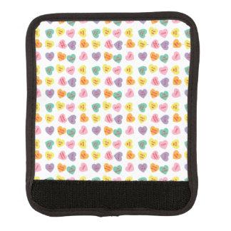 Protège Poignée Pour Bagage Enveloppe de poignée de bagage de coeurs de