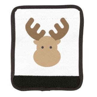Protège Poignée Pour Bagage Enveloppe de poignée de bagage d'orignaux