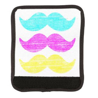 Protège Poignée Pour Bagage Moustaches de CMY (style d'impression