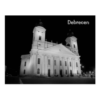 Protestantische Kirche Postkarte