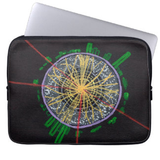 Proton-Zusammenstöße an der LHC Laptophülse Laptopschutzhülle
