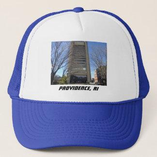 Providence, RI - Brutalist-Architektur Truckerkappe