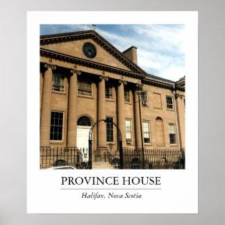 Provinz-Haus, Halifax Poster