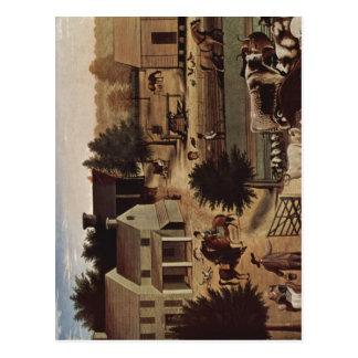 Provinzler, Edward Das Anwesen von David Twining, Postkarte