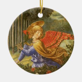 Prozession der Weisen, Renaissance-Engels-Kunst Keramik Ornament