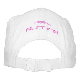 PRx Hut-Rosa-Logo Headsweats Kappe