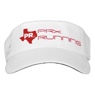 PRx Masken-Rot Visor