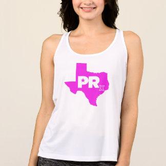 PRx Rosa das Unterhemd laufender Damen