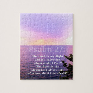 Psalm-27:1 INSPIRIEREND BIBEL-VERS