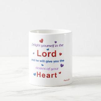 Psalm-37:4 Tasse