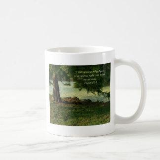 Psalm des Komforts Tasse
