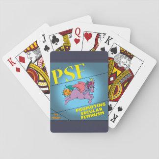 PSF Spielkarten