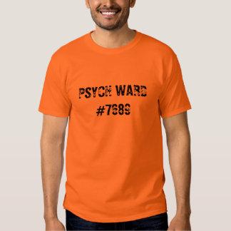 Psych Bezirk-T-Stück T-shirt