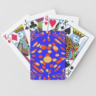 Psychedelische Reihe 2 Pokerkarten