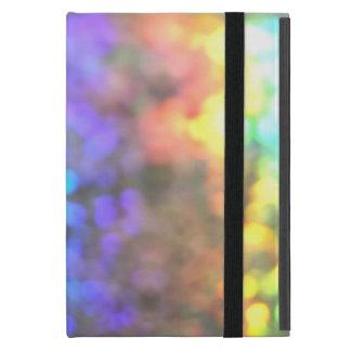 Psychedelischer Glitzer iPad Mini Hülle
