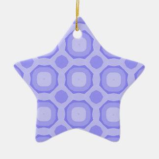 psychedelisches #4 keramik ornament