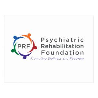 Psychiatrische Rehabilitations-Grundlage Postkarte