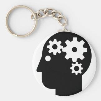 Psychische Gesundheiten Schlüsselanhänger