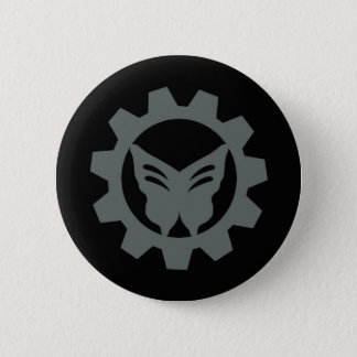 Psychisches Runder Button 5,7 Cm