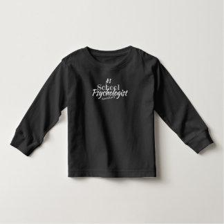 Psychologe-Assistenten-Shirt der Schule#1 Kleinkind T-shirt