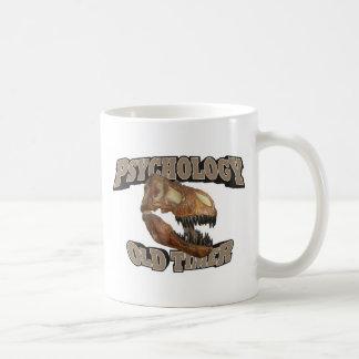 Psychologie-alter Timer! Kaffeetasse