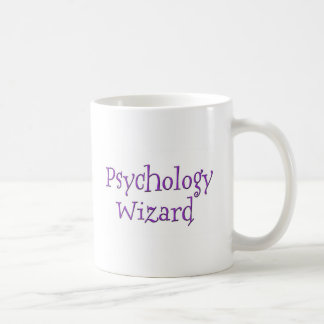 Psychologie-Zauberer Tasse