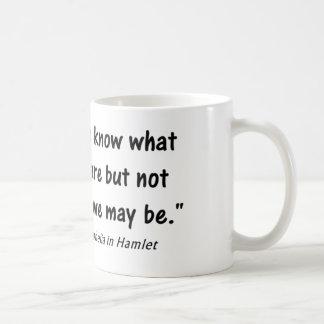 Psychologie-Zitat, das wir nicht kennen Kaffeetasse