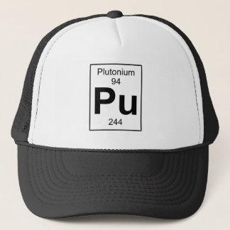 PU - Plutonium Truckerkappe