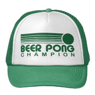 Puanteur de bière casquette