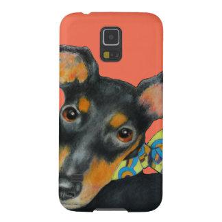 Pucci Schal Manchester Terrier Samsung Galaxy S5 Hülle