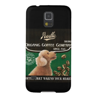 Pudel-Marke - Organic Coffee Company Galaxy S5 Hüllen
